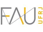 Logotipo da Faculdade de Arquitetura e Urbanismo - UFRJ