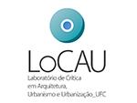 Logotipo do Laboratório de Crítica em Arquitetura, Urbanismo e Urbanização_UFC
